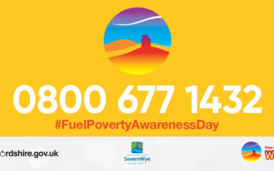 Fuel Poverty Awareness Day, 2019